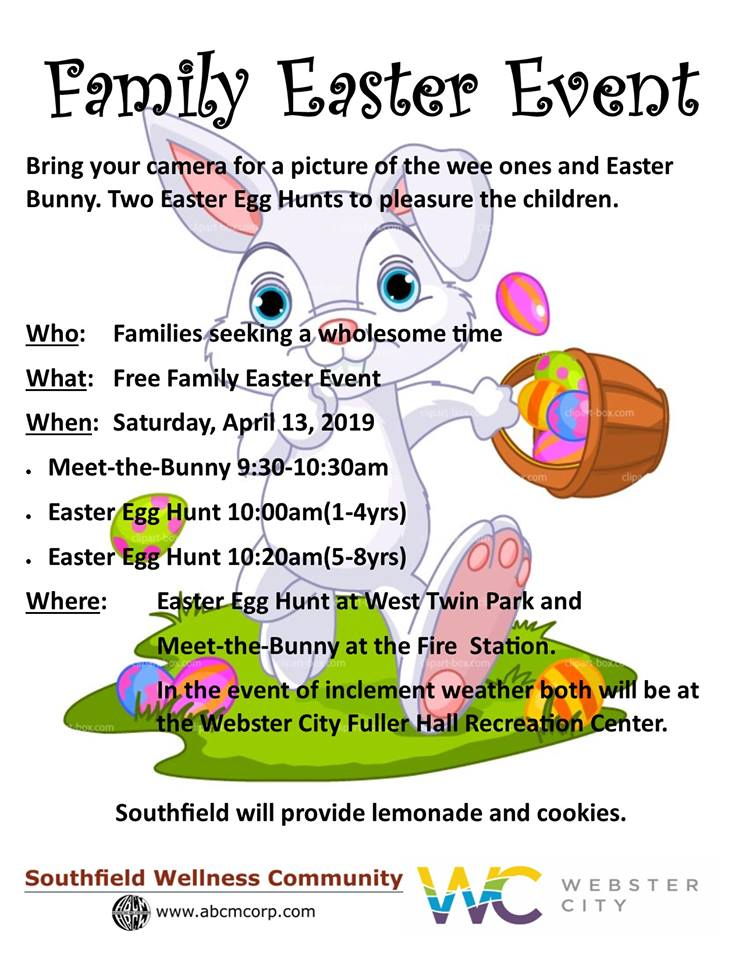 Family Easter Event