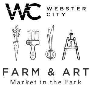 Farm & Art Market in the Park @ West Twin Park | Webster City | Iowa | United States